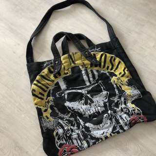Skull cross body / handbag