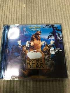 VCD Disney Brother Bear