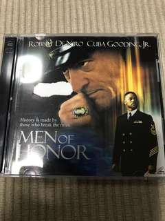 VCD Men of Honor