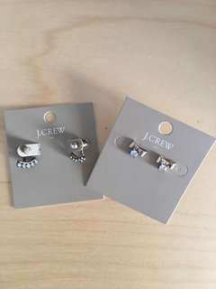 JCrew stud earrings