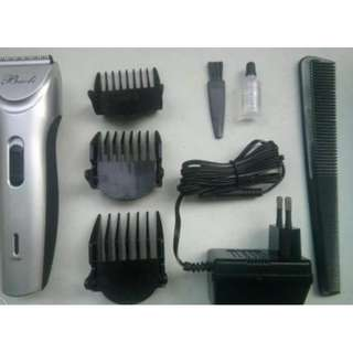 rechargeable Dog hair clipper trimmer