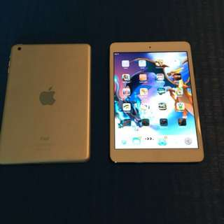 iPad mini 1 Wifi 16GB white