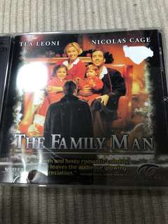 VCD The Family Man