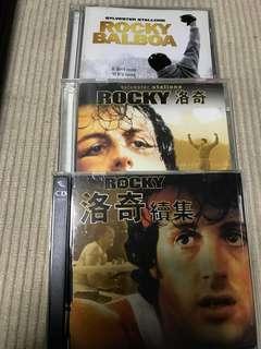 VCD Rocky ($3 each)
