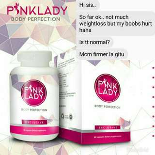 Pinklady body perfection review