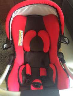Pre loved car seat
