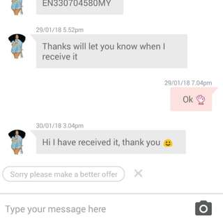 Feedback from buyers ❤ :))