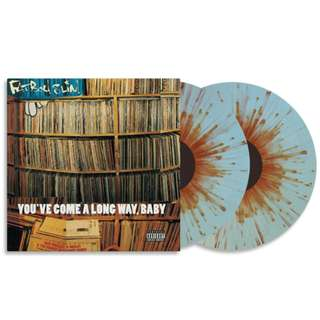 Fatboy Slim – You've Come A Long Way, Baby (2018 Limited Edition - Sky Blue Vinyl with Coffee Splatter - PREORDER)