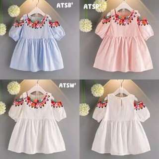 DRESS SABRINA ANAK SAMATA IMPORT
