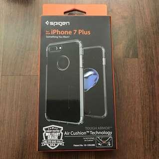 BN Spigen Military Grade Iphone 7 plus cover