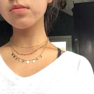 Gold Layered Lovisa Necklace