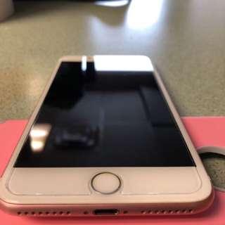 Iphone 7 plusie 128gb