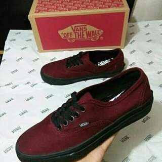 Vans authentic import good quality