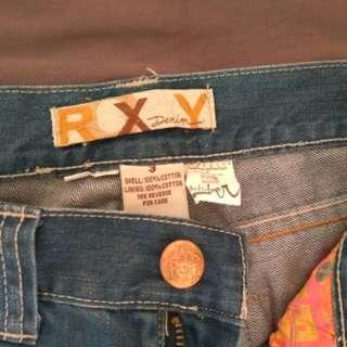 🚚 Roxy 💗七分褲