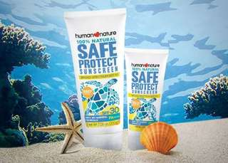 SafeProtect SPF30 Sunscreen