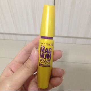 (FREE ONG) MASCARA MAYBELLINE MAGNUM