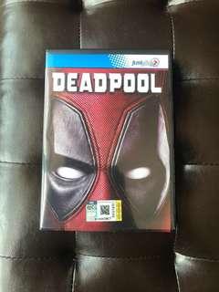 Deadpool Just Movie DVD