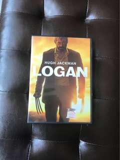 Logan Movie DVD