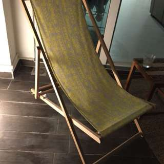 IKEA MYSINGSO beach chair