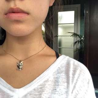 Owl Lovisa Necklace