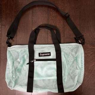 Supreme gym bag