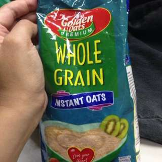 Golden Oats WHOLE GRAIN (premium)