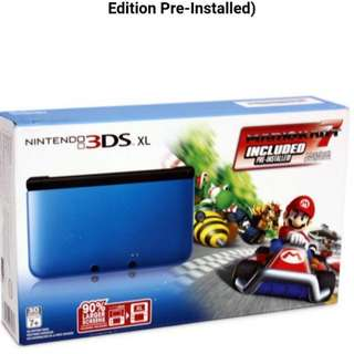 CNY Special!! Nintendo 3DS XL [Preloved Perfect Condition]