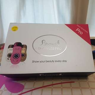 SHOWLISS Hair removal Pro