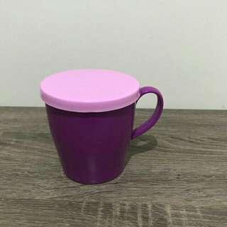 Mug + tutup kecil mok 7009