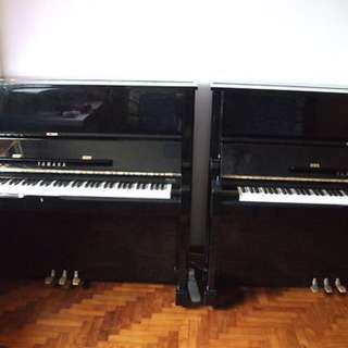 JAPAN Yamaha U1 Exam piano Excellent sound n touch