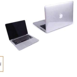 "Welink Apple MacBook Pro 13"" Case / Clear Crystal"