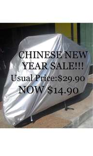 CHINESE NEW YEAR SALE!!! Weatherproof Protective Cover For Motorbike 🏍. WHILE STOCKS LAST!!!