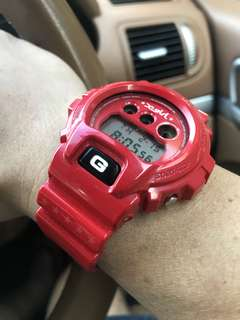 🔥🔥🔥Rare and Authentic X Girl G-Shock DW6900