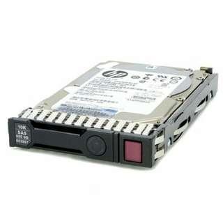 600GB SAS 10K HDD