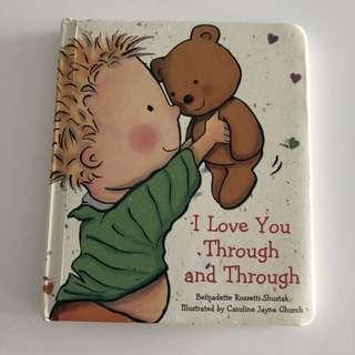 I love you Through and Through Book