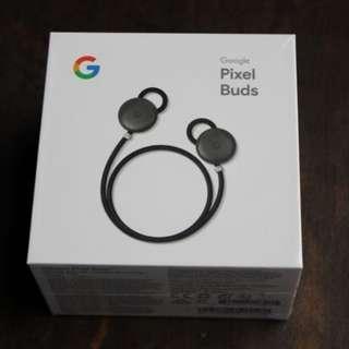 Google Pixel Buds Just Black