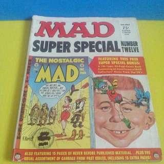 Komik Mad No 12