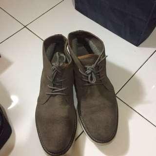 Sepatu Boots BOSSway