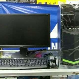 Paket komputer rakitan dual 2 core