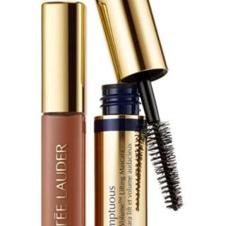 BRAND NEW Estée Lauder Lip Gloss and Mascara