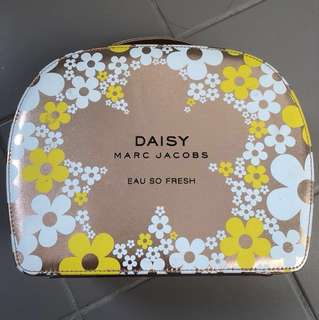 "Marc Jacobs ""Daisy"" makeup bag"