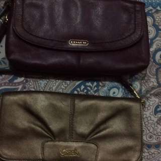 Coach handbag Bundle