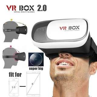 VR Box reality