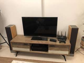 Full home entertainment set for sale!
