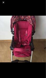 Capella Stroller #HUAT50SALE