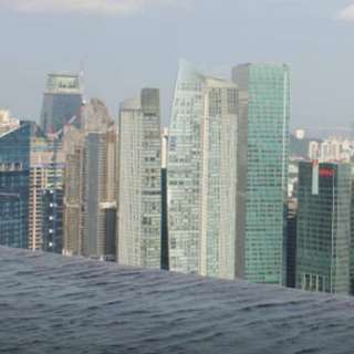 Marina Bay Sands hotel garden view stay to let go 2nights 23Feb to 25Feb 2018 for $700