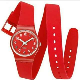 Swatch Watch Wrap Around