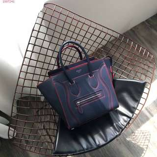 Celine Luggage Micro Bag