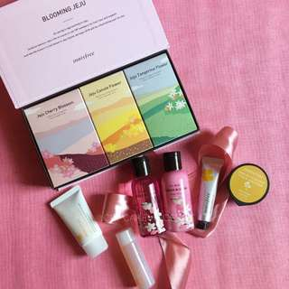 Innisfree 2018 VIP kit