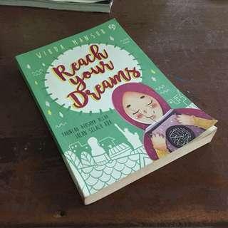 Novel reach your dreams